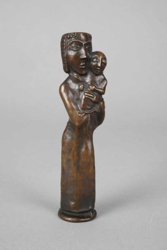 Otto Coester, Holy Mary with the child Jesus - photo 2