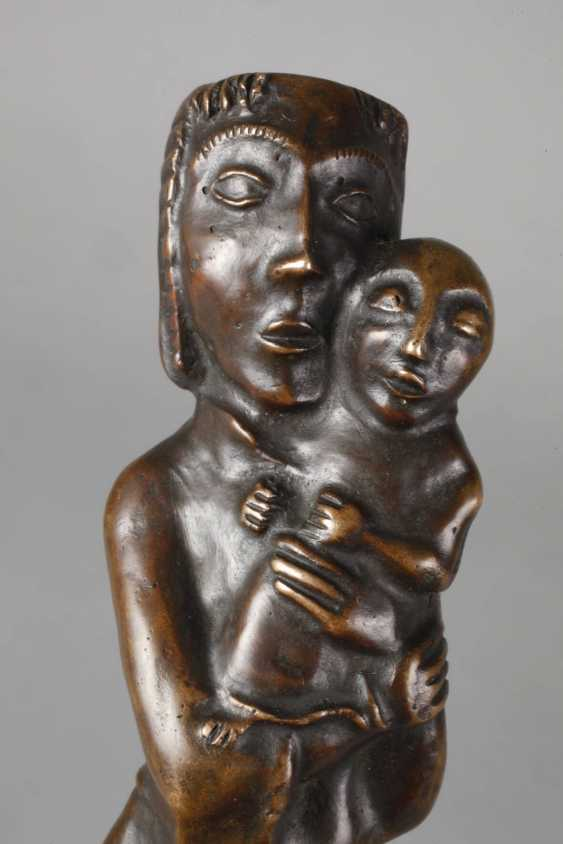 Otto Coester, Holy Mary with the child Jesus - photo 7