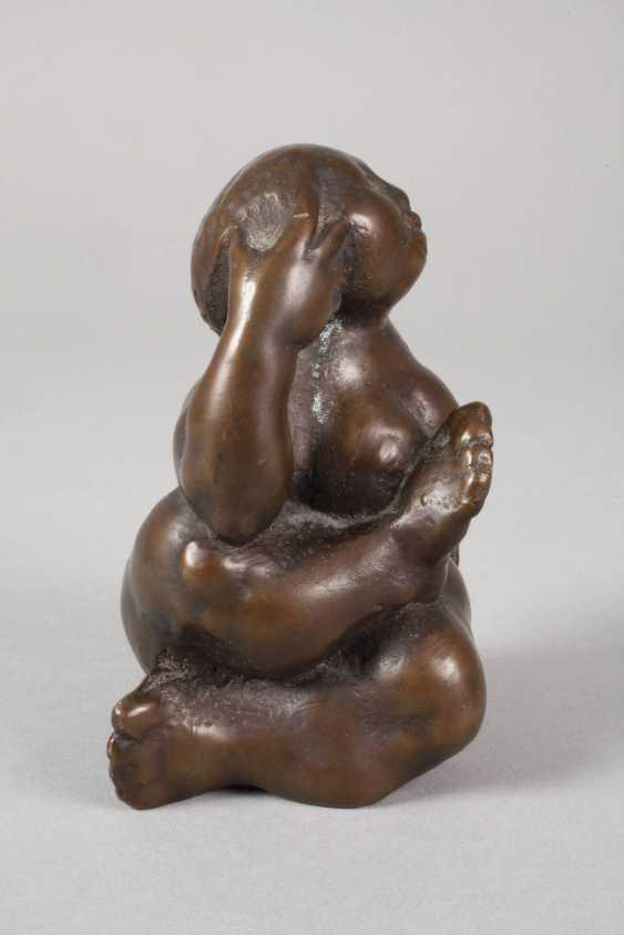 """Rudolf Schwaiger, """"Eva"""" - photo 3"""