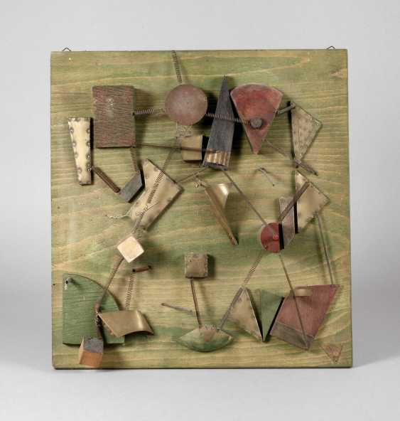 Heiner Ulrich, abstract wall relief - photo 1