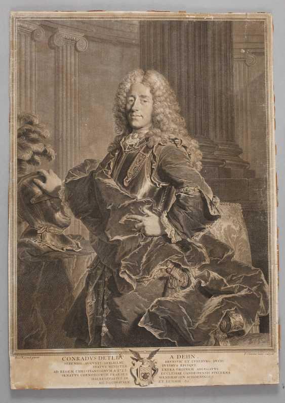 François Chéreau I, Konrad Detlev von Dehn - photo 1