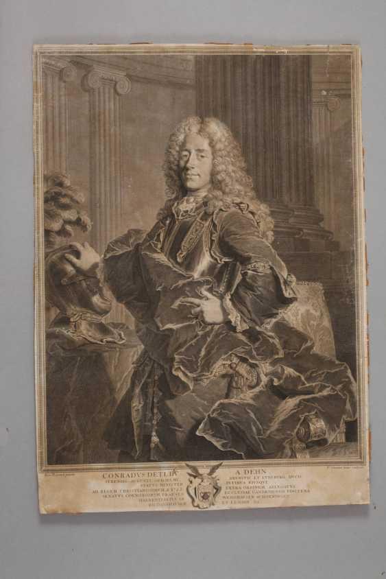 François Chéreau I, Konrad Detlev von Dehn - photo 2