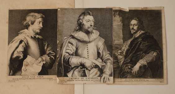 Portraits after Anthony van Dyck - photo 1