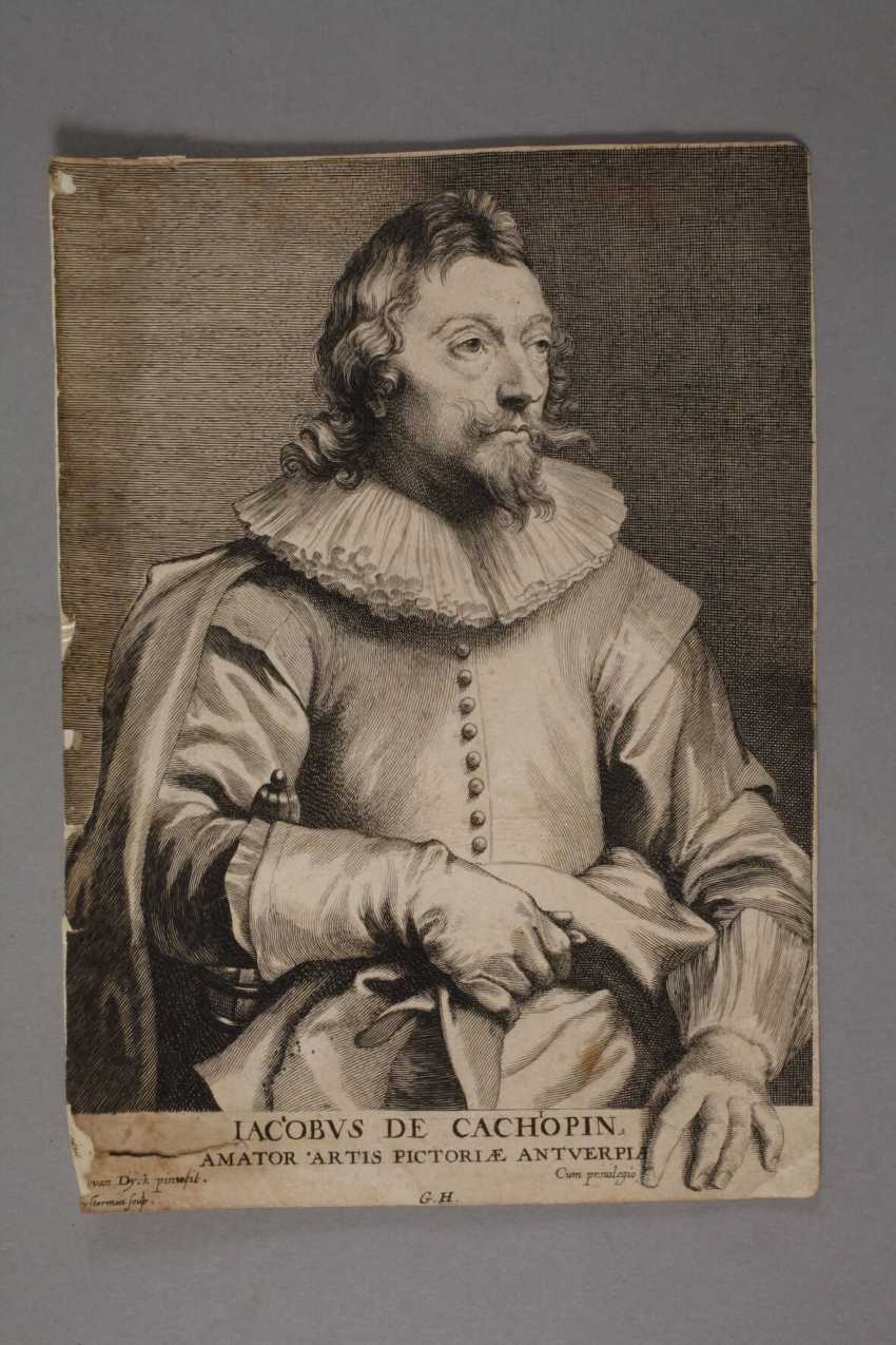 Portraits after Anthony van Dyck - photo 2