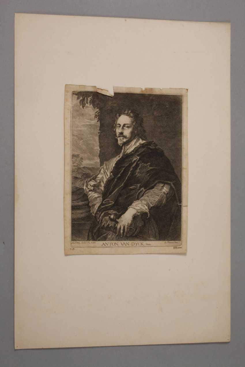 Portraits after Anthony van Dyck - photo 3