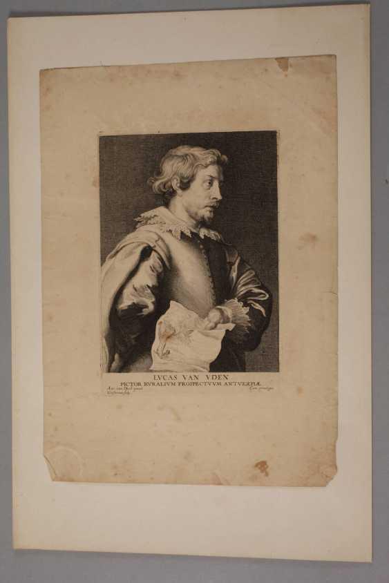 Portraits after Anthony van Dyck - photo 4
