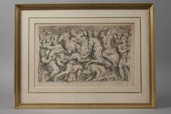 Francois Perrier, three copper engravings - photo 2