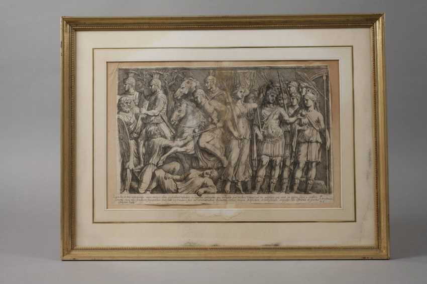 Francois Perrier, three copper engravings - photo 6