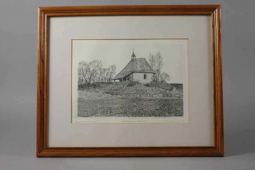 Werner Brand, Zwei Motive aus Herxheim - Foto 5