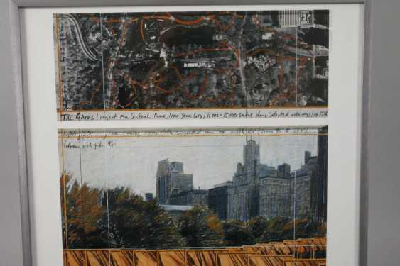 Poster Christo and Jeanne-Claude - photo 3