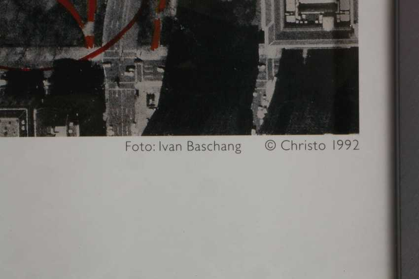 Poster Christo and Jeanne-Claude - photo 4