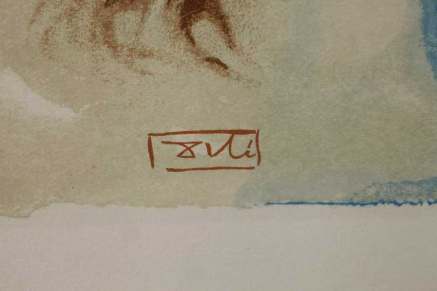 "Salvador Dali, from ""Dante's Divine Comedy"" - photo 3"