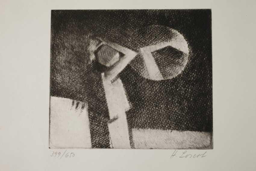 """Heribert Losert, """"the child and the mirror"""" - photo 4"""
