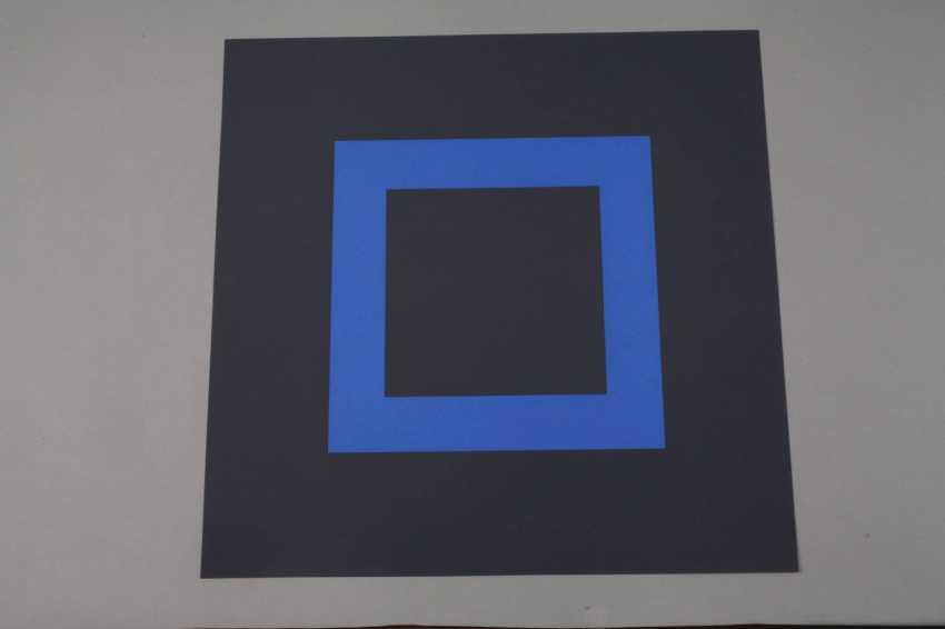 Aurélie Nemourrs, Blue Square - photo 2
