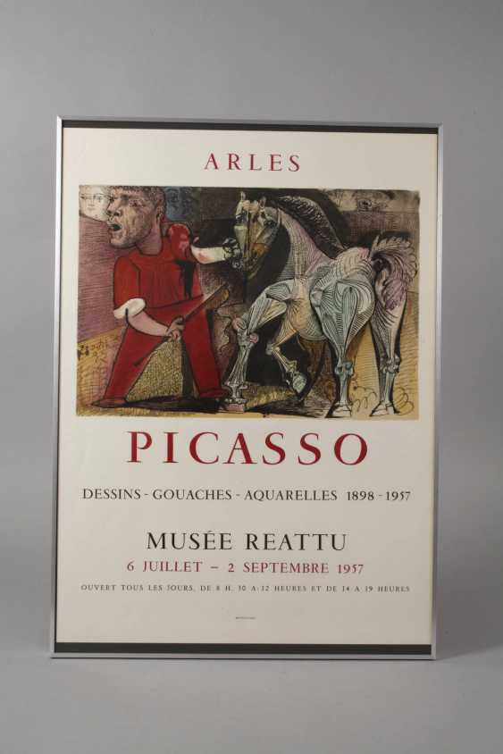 Pablo Picasso, Plakat - photo 2