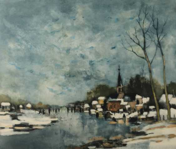 Savery, Winter Village - photo 1