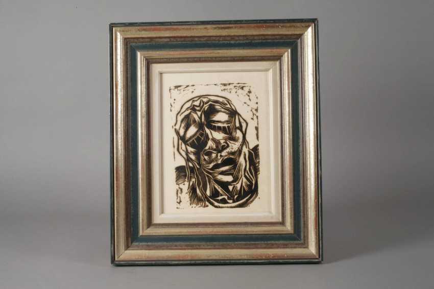 Expressionist Portrait - photo 2