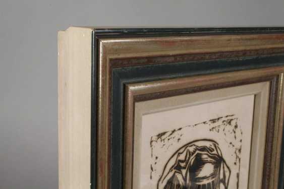 Expressionist Portrait - photo 3