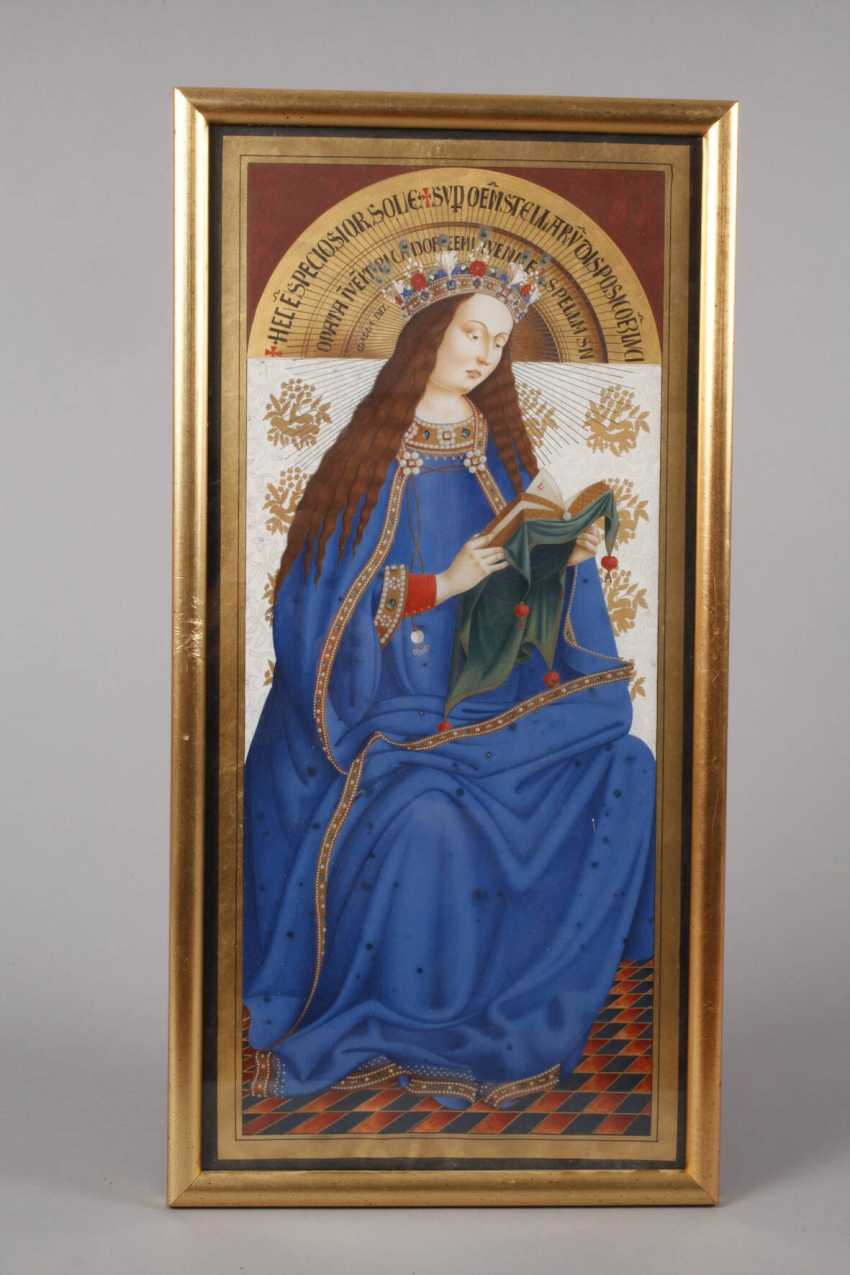 Mary as Queen of heaven - photo 2