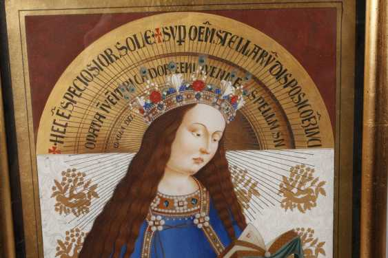 Mary as Queen of heaven - photo 3