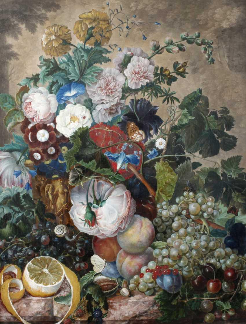 Richard Earlom, Flower Piece - photo 1