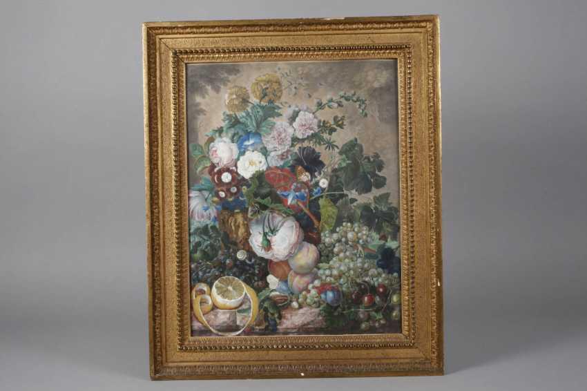 Richard Earlom, Flower Piece - photo 2
