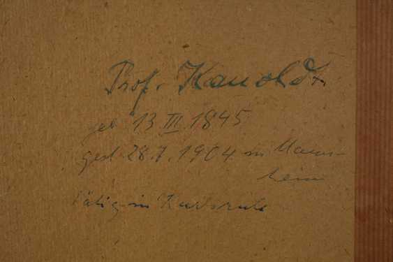 """Prof. Edmund Kanoldt attributed to """"Mulinetti in Recco"""" - photo 4"""