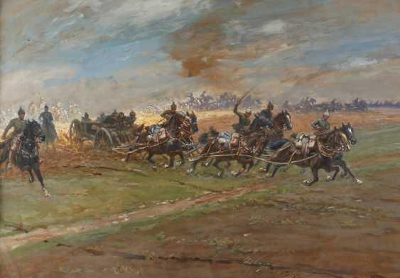 Pius Ferdinand Messerschmitt, Battle Scene - photo 1