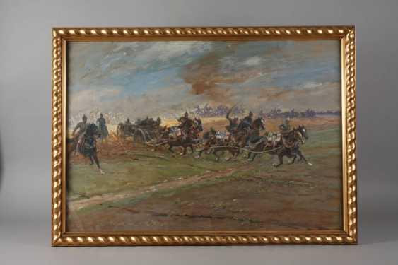 Pius Ferdinand Messerschmitt, Battle Scene - photo 2