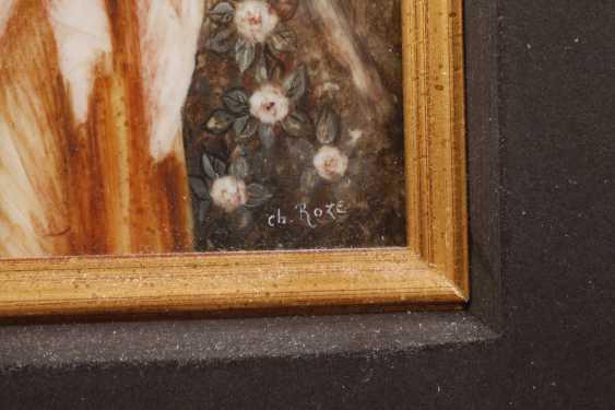 Ch. Roze, Rokoko-Damenportrait - photo 3
