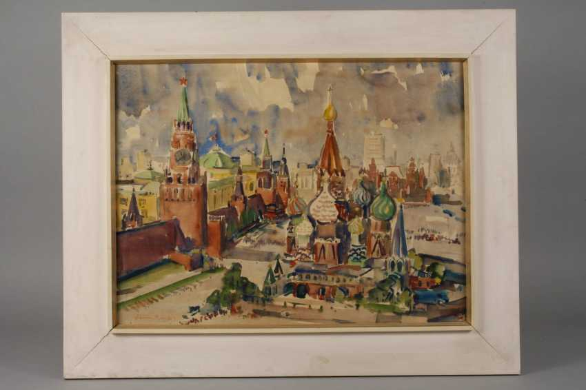 "Prof. Tom Beyer, ""Red Square"" - photo 2"