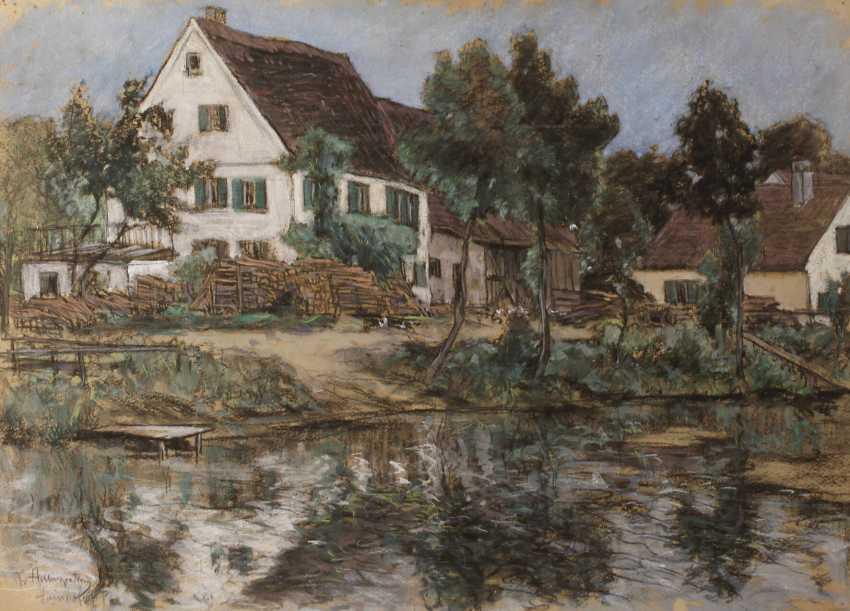 Fritz von Hellingrath, grove hofen, Germany - photo 1