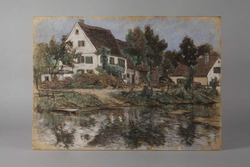 Fritz von Hellingrath, grove hofen, Germany - photo 2