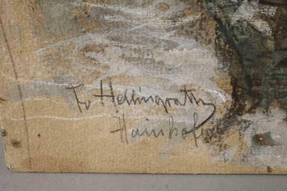 Fritz von Hellingrath, grove hofen, Germany - photo 3