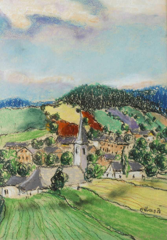 Ota Holas, village of in the mountains - photo 1