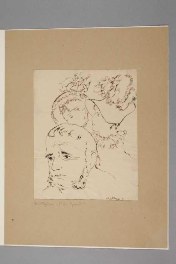 Erhard Klepper, Three Drawings - photo 3