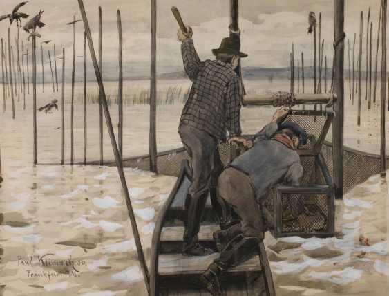 Paul Klimsch, Bodenseefischer - Foto 1