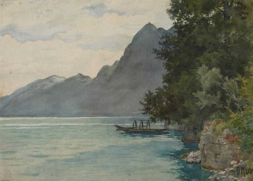 "Otto Kubel, ""Luganer See"" - photo 1"