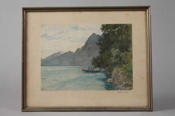 "Otto Kubel, ""Luganer See"" - photo 2"