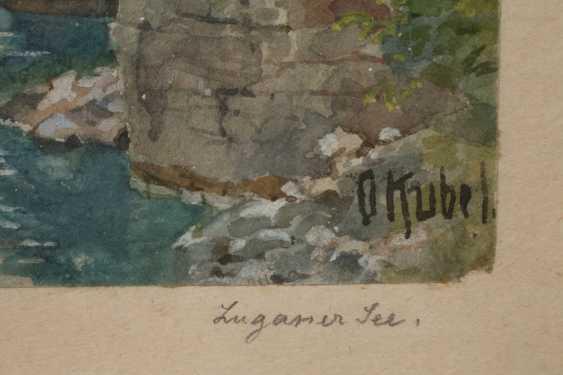"Otto Kubel, ""Luganer See"" - photo 3"