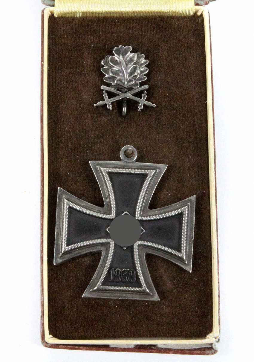 Ritterkreuz mit Eichenlaub u. Schwerter - photo 1
