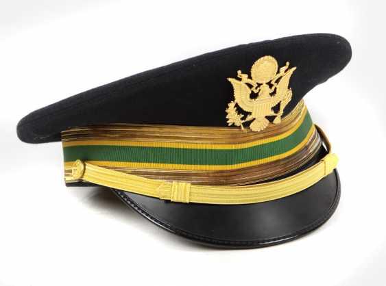 Parade- Schirmmütze der US- Militärpolizei - photo 1