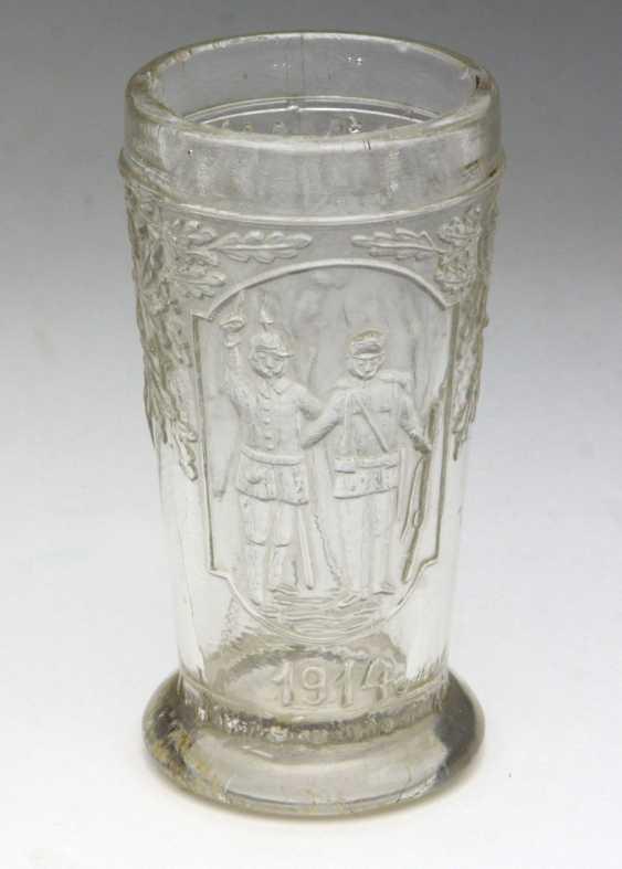 Andenkenglas 1914 - photo 1