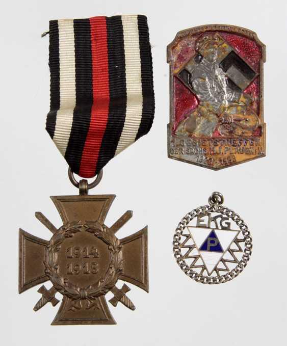Frontkämpfer Ehrenkreuz u.a. - photo 1
