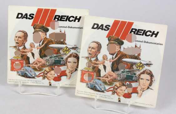 2 Schallplatten *Das III. Reich* - photo 1