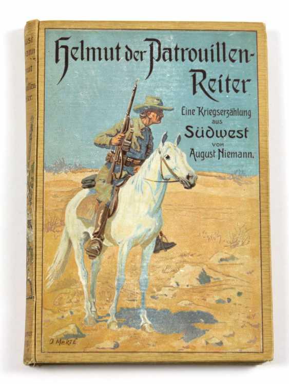 Helmut der Patrouillen- Reiter - photo 1