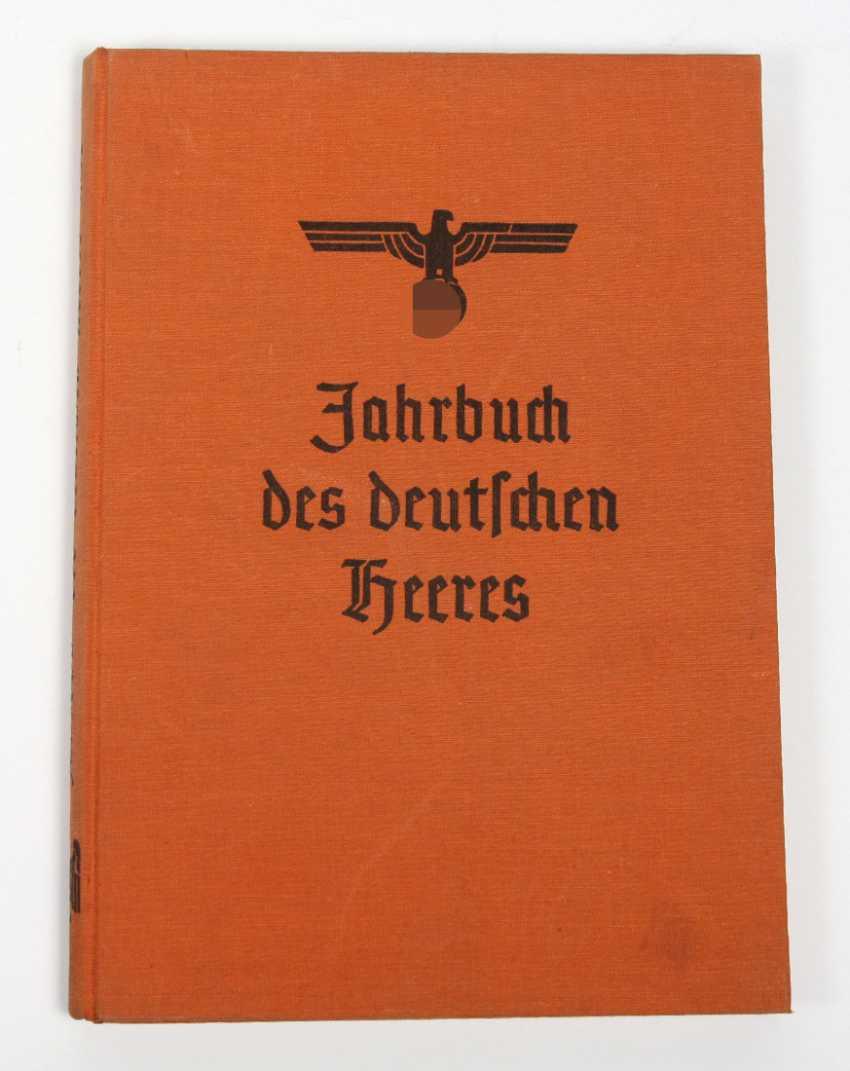 Jahrbuch des deutschen Heeres 1937 - photo 1