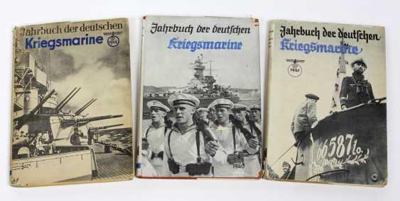 Jahrbuch der deutschen Kriegsmarine 1940, 1941 u. 1942 - photo 1