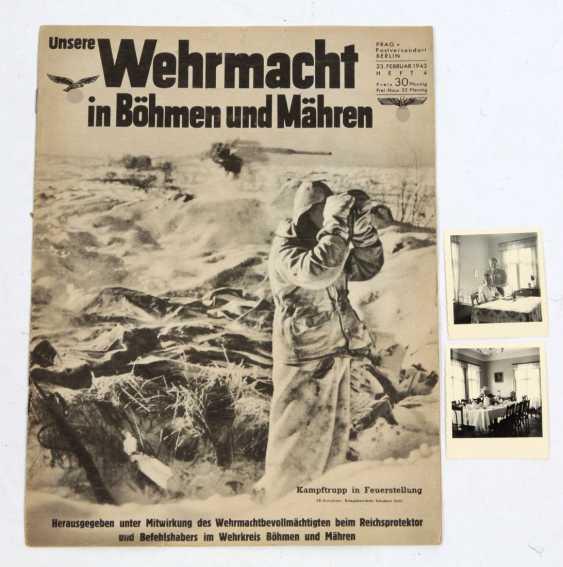 Unsere Wehrmacht in Böhmen und Mähren 1943 - photo 1