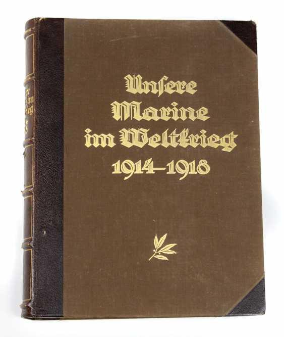 Unsere Marine im Weltkrieg 1914 - 1918 - photo 1